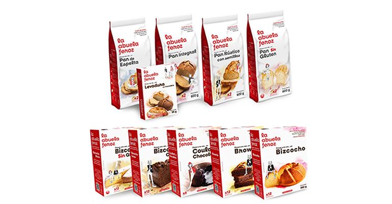 """""""La abuela feroz"""", nueva marca de panadería para responder a la tendencia de elaboración de recetas caseras"""