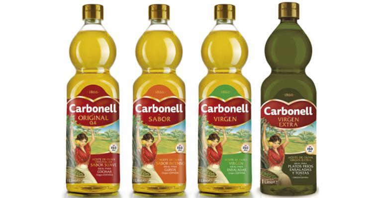 Nueva imagen y recomendaciones en las botellas de Carbonell