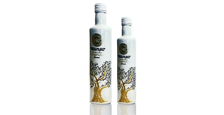 """Aceite de oliva virgen extra """"Cosecha Temprana"""" con DOP Montes de Toledo"""
