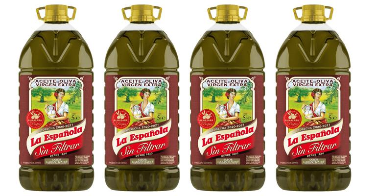 Aceite de oliva virgen extra sin filtrar, frutado y con gran personalidad