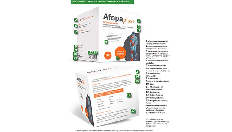Afepadi edita una guía para responder las dudas del comercio sobre complementos y dietéticos