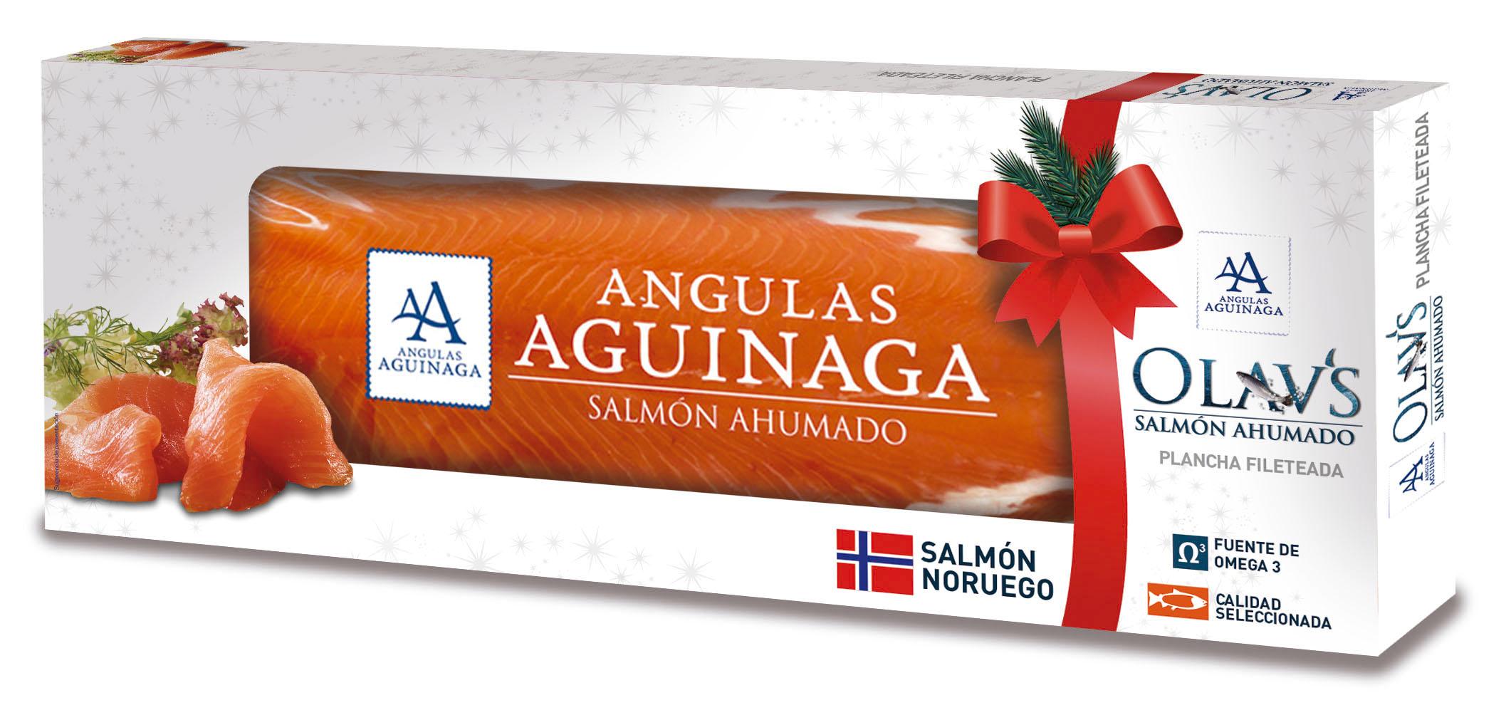 El salmón se renueva con la marca Olav´s esta Navidad