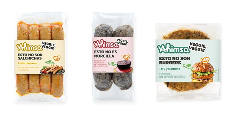 Nueva gama de productos Veganos LD (Larga Duración) y que no necesita frío