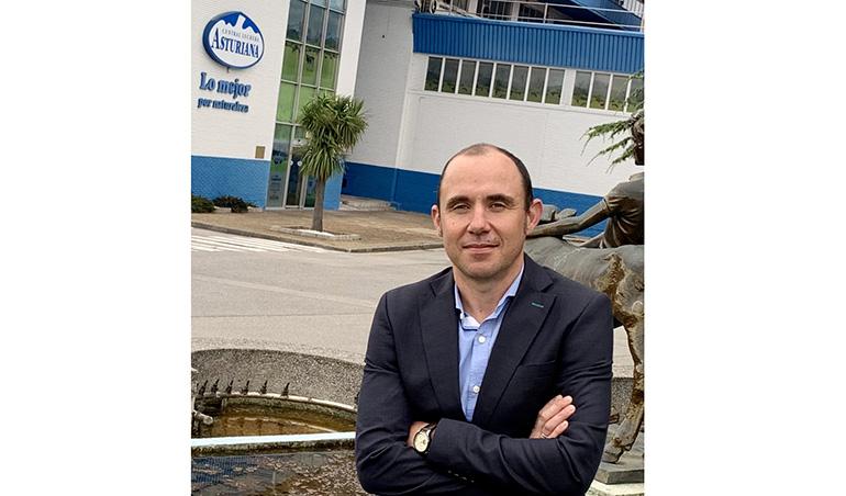 Alberto Álvarez Rodríguez, nuevo presidente de Central Lechera Asturiana