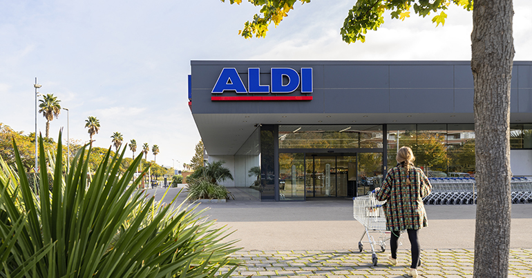 Aldi refuerza su compromiso sostenible en sus supermercados para maximizar la eficiencia energética