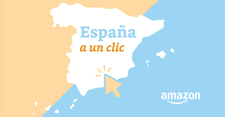 Amazon presenta 'España a un clic', para dar a conocer productos de pymes