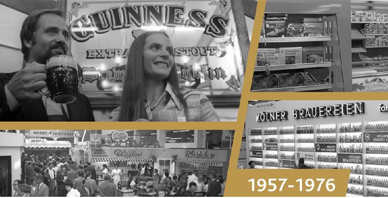 Repasamos los 100 años de historia del certamen Anuga