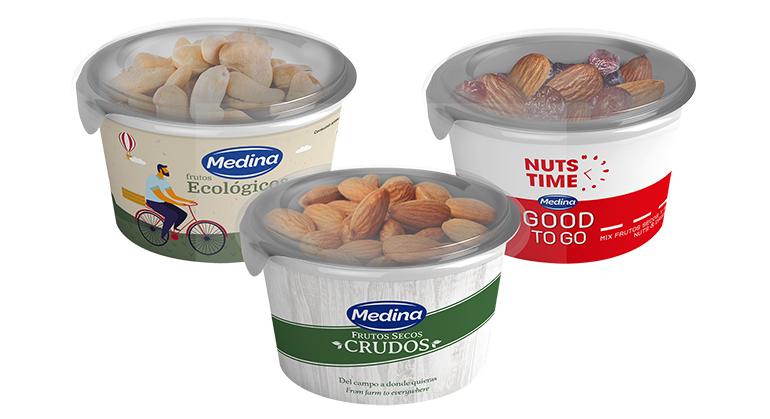 Formato On-The-Go: frutos secos adaptados a las tendencias de salud y conveniencia