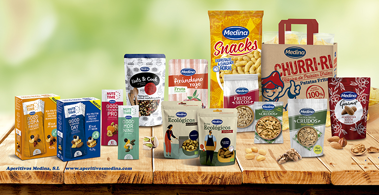 Más de 700 referencias de frutos secos: crudos, ecológicos, gourmet..