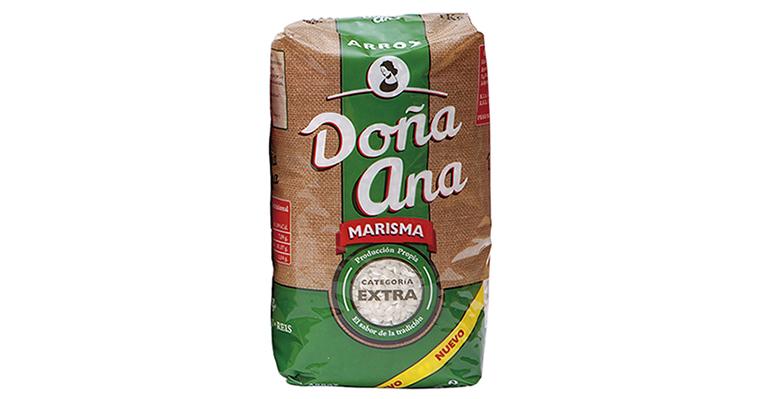 Marisma, el arroz que mejor absorbe los sabores