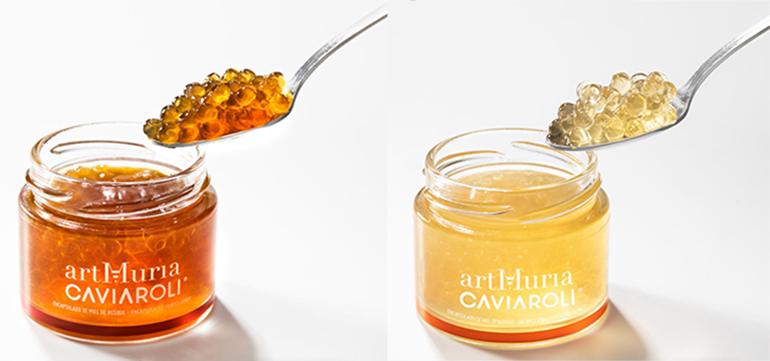 artmuria-miel-esferas-aceite-caviaroli-bosque-naranjo