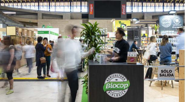 Biocop muestra su amplia oferta pensada para el nuevo consumidor en Biocultura