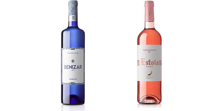 Dos Premios Baco cosecha 2019 para Benizar Semidulce y Estola Rosado