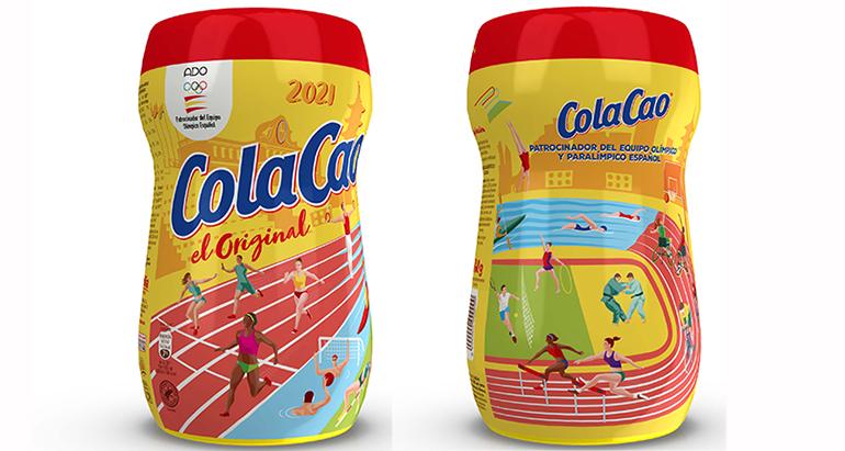 ColaCao lanza una edición especial por los Juegos Olímpicos de Tokio