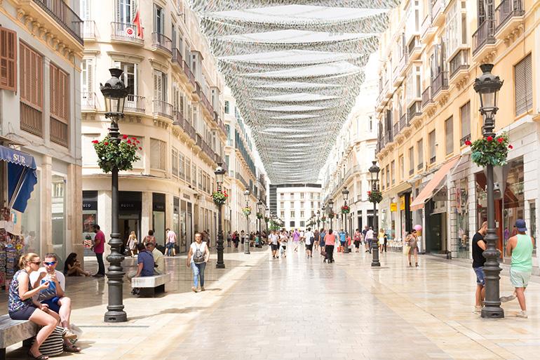 Andalucía apuesta por nuevas fórmulas de gestión para el pequeño comercio
