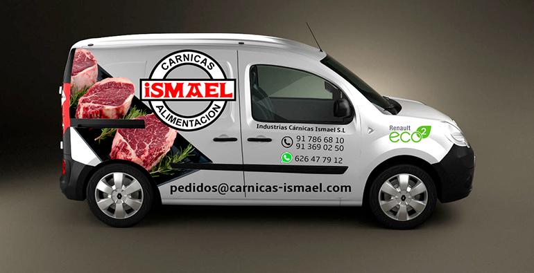 Industrias Cárnicas Ismael apuesta por la movilidad sostenible en el transporte