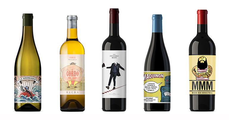 The Wine Gurus, 5 vinos monovarietales que destacan por su calidad y diseño