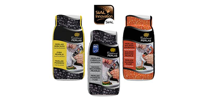 Imagen renovada y packaging dosificador para unas perlas premiadas en Sial