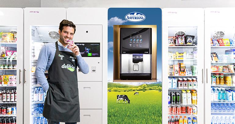 Capsa Food y la empresa de vending Delikia se unen para innovar en sus productos y procesos