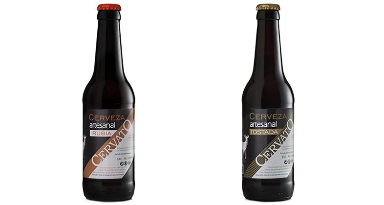 Cervezas artesanas rubia y tostada, con ADN de Zamora