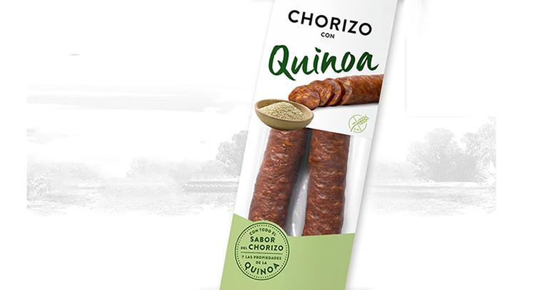 Chorizo con quinoa, Producto del Año de Innovación