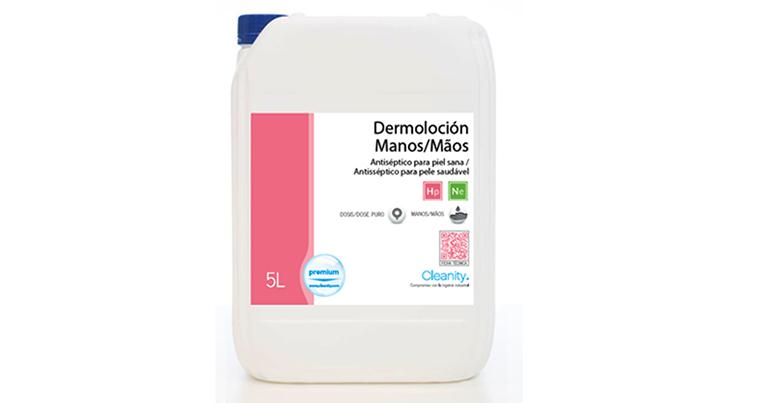 La AEMPS otorga la aprobación como producto biocida a Dermoloción Manos