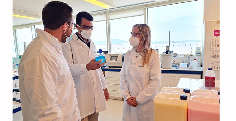 Cleanity impulsa el área de innovación y presenta varios proyectos de economía circular a los fondos Next Generation EU
