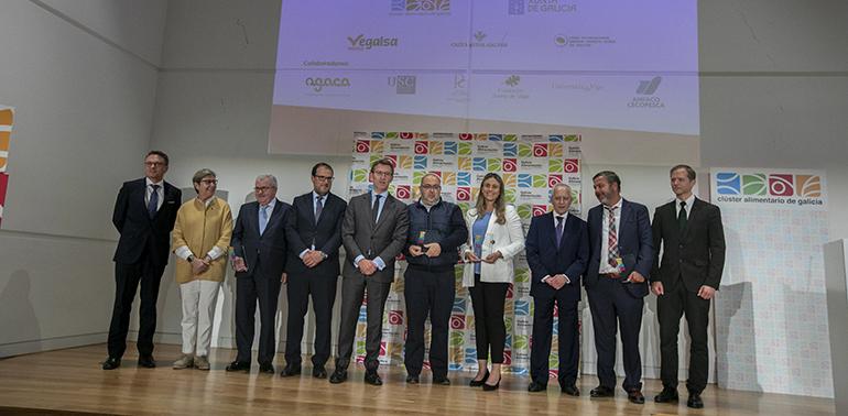 Abierta la convocatoria de la VI edición de los Premios Galicia Alimentación