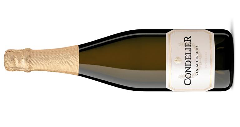 Condelier, elegante y aromático vino semiseco espumoso