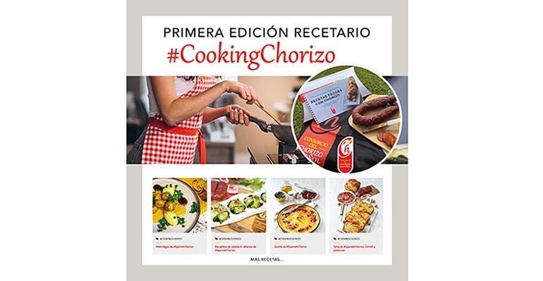 #CookingChorizo, el Consorcio del Chorizo Español saca todo su partido en redes sociales