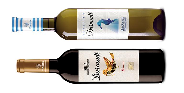 Darmadt Rioja y Albariño, dos nuevos vinos de calidad que respetan los matices del terruño