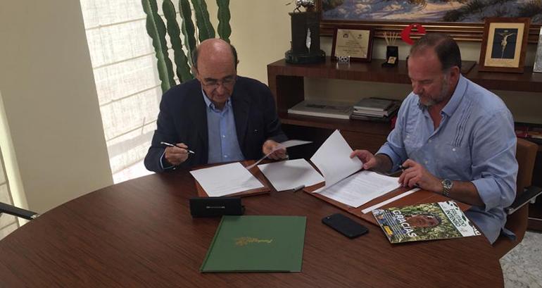 Denominación de Origen Estepa y la Fundación Caja Rural del Sur, unidas por la investigación y olivicutura sostenible