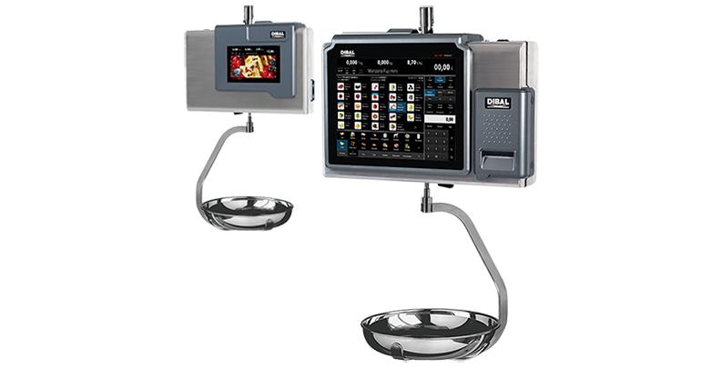 Balanzas equipadas con la última tecnología de gran precisión, robustez y personalizables