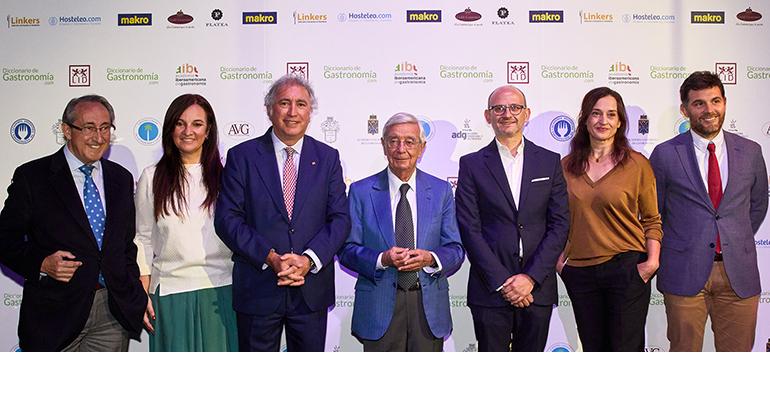 Diccionario de Gastronomía,  la obra más completa en su género con los 7100 términos más usados en España e Iberoamérica