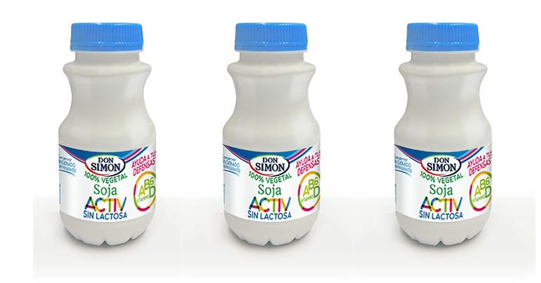 Bebida de soja fermentada cardiosaludable y que ayuda a mantener las defensas