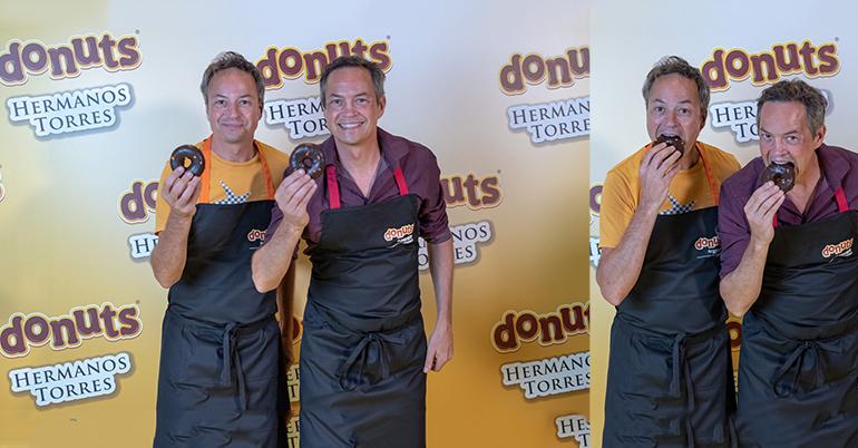 Donuts lanza dos ediciones especiales con los Hermanos Torres con una innovadora campaña de comunicación