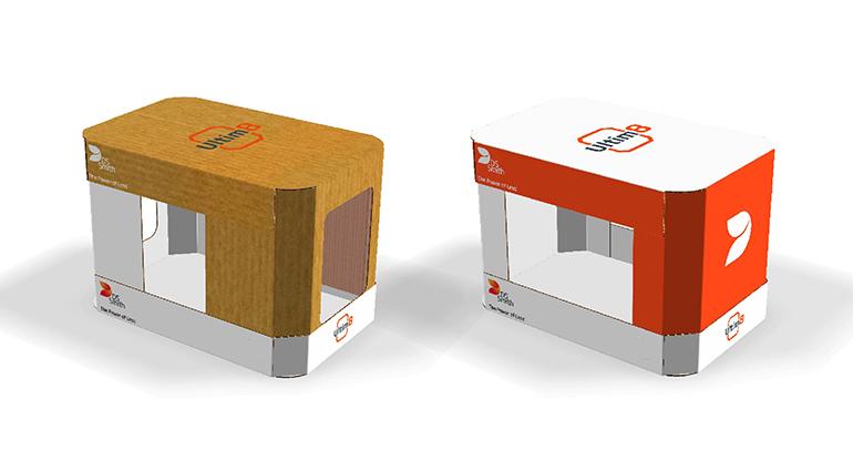 Ultim-8, nueva solución de packaging sostenible