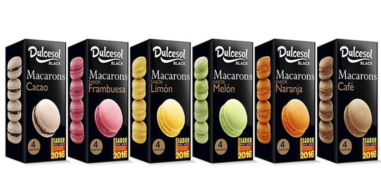 Los típicos macarons franceses llegan ahora reinventados al lineal