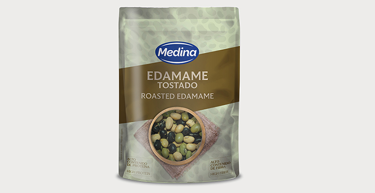Mix de Edamame Tostado: nuevo snack de origen asiático