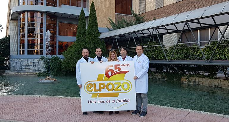 ElPozo Alimentación celebra su 65 aniversario con el diseño de logotipo conmemorativo