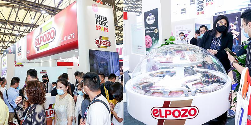 ElPozo Alimentación vuelve a Sial China para extender su presencia en Asia