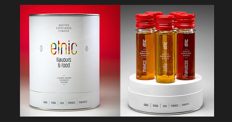 Combinaciones de aceites especiados que encierran las esencias del mundo