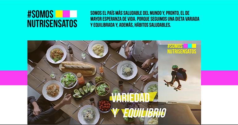 Nace #somosNutrisensatos, un movimiento para aportar sentido común y actuar contra la desinformación en temas de alimentación