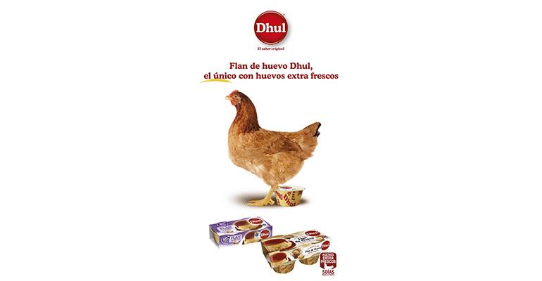 Imagen de la nueva campaña de Dhul
