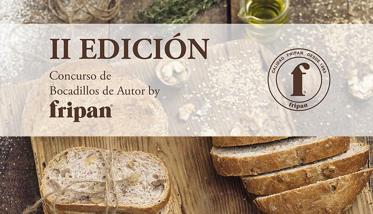 Fripan impulsa su II Concurso de Bocadillos de Autor en MadridFusión