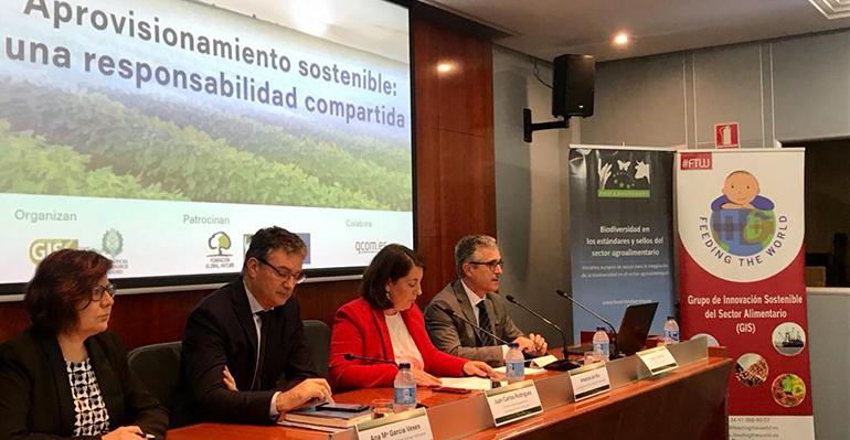 Fundación Global Nature apuesta por la sostenibilidad en el sector agroalimentario
