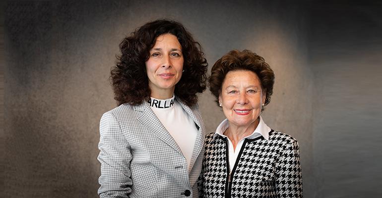 """María Teresa Rodríguez Sainz-Rozas,  presidenta de honor de Galletas Gullón,  recibe el """"premio EVAP 2020 a la profesionalidad"""""""