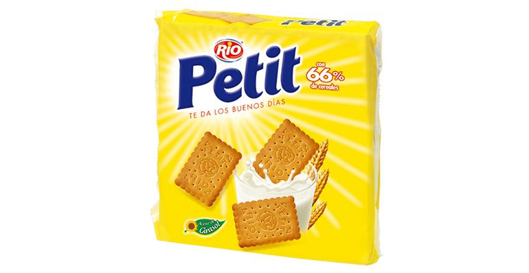 Las galletas Petit renuevan su packaging y su receta para ser más saludable