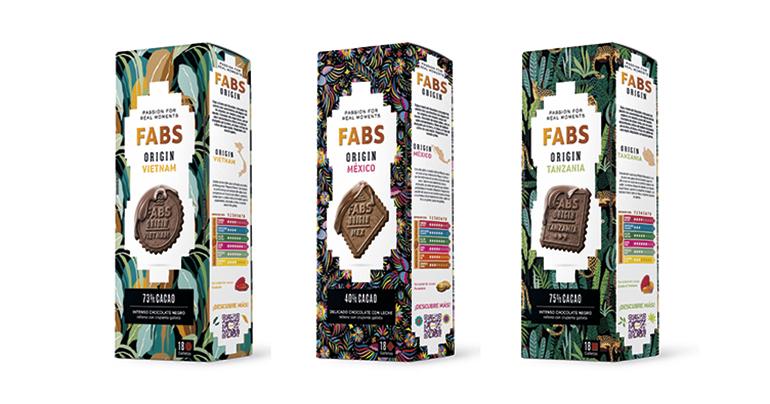 Fabs Origin, galletas que traen el sabor de los mejores chocolates del mundo