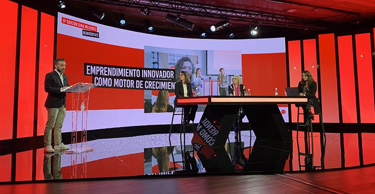 GIRA Mujeres inicia su V edición enfocándose en el emprendimiento femenino como motor económico